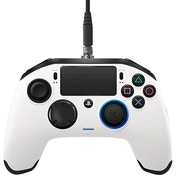 Ex-Display Nacon Revolution Pro Controller (White) PS4 Used - Like New