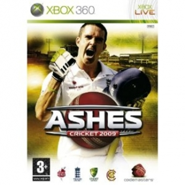 Ex-Display Ashes Cricket 2009 Game Xbox 360 Used - Like New