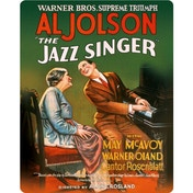 The Jazz Singer Steelbook Blu-ray & UV Copy