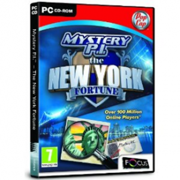 Mystery P.I. The New York Fortune Game PC