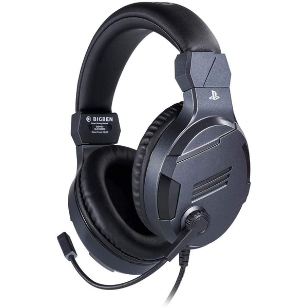 Titan V3 Black Gaming Headset for PS4