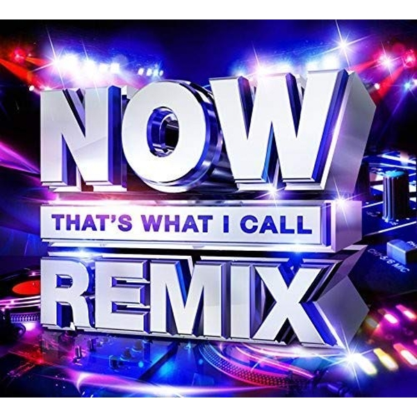 Now That's What I Call Remix CD