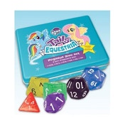 My Little Pony: Tails of Equestria - Pegasus Dice Set