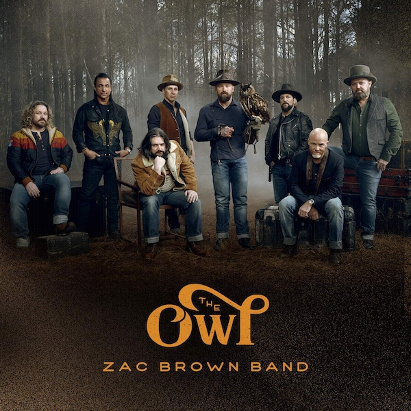 Zac Brown Band - THE OWL Vinyl