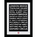 Transport For London Places Framed Collector Print - Image 2