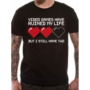 Cid Originals Lives T-Shirt XX-Large - Black