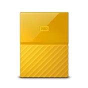 Western Digital My Passport 1TB Portable Yellow