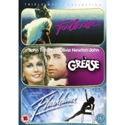 Footloose / Flashdance / Grease Triple Pack DVD