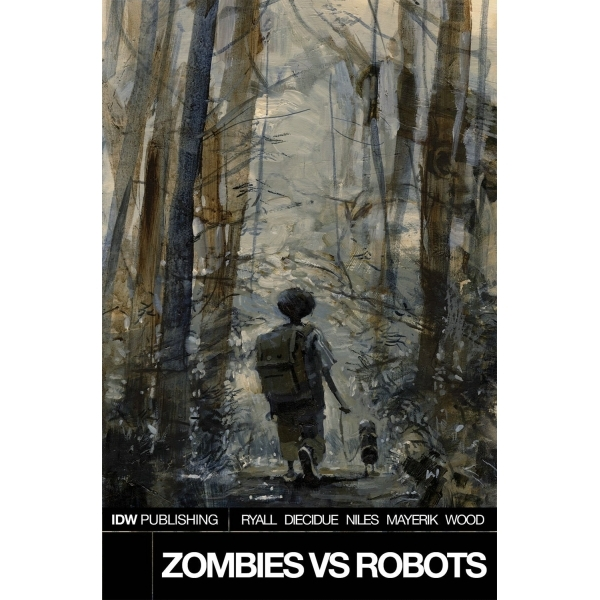Zombies vs Robots Volume 1 Inherit The Earth Paperback