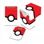 Ultra Pro Pokeball Full-View Trading Card Deck Box for Pokemon