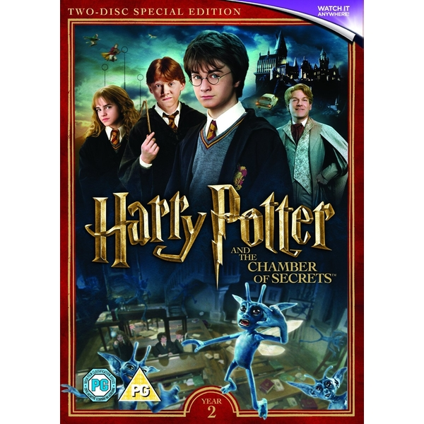 Harry Potter and the Chamber of Secrets Special Edition DVD