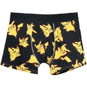 Pokemon Dancing Pikachu All-Over Pattern Boxer X-Large Short