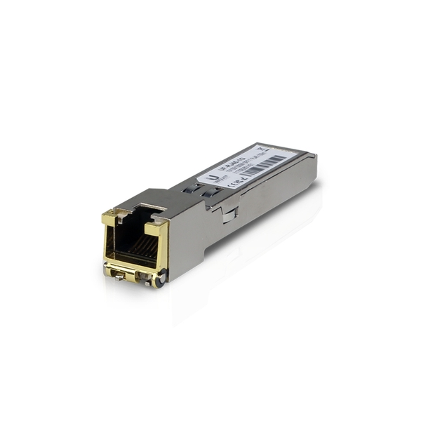 Ubiquiti UF-RJ45-1G U-Fiber RJ45 SFP Transceiver Module - Single Unit