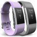 Yousave Lilac/Grey Activity Tracker Strap - Small (2 Pack) - Image 2