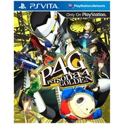 Persona 4 Golden PS Vita Game