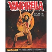 Vampirella Archives Volume 9 Hardcover