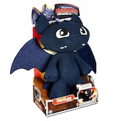 How to Train Your Dragon - Deluxe Plush Toothless