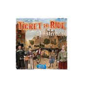 Ticket To Ride: Amsterdam Board Game