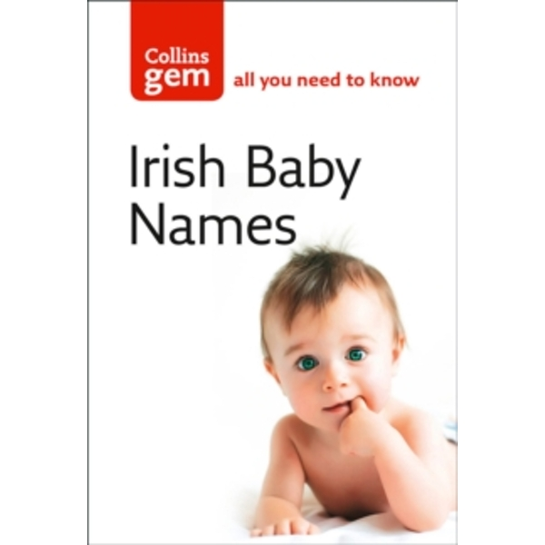 Irish Baby Names (Collins Gem) by HarperCollins Publishers (Paperback, 2004)