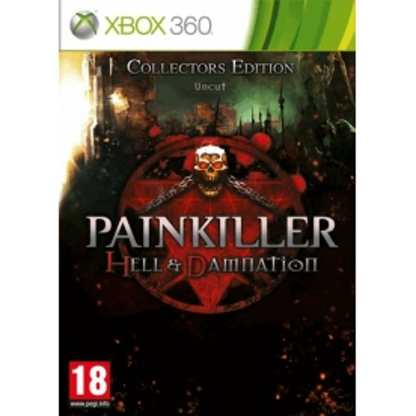 Painkiller Hell & Damnation Collectors Game Xbox 360