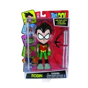 Ex-Display Teen Titans Go 8-inch Robin Deluxe Figure with Accessory Used - Like New