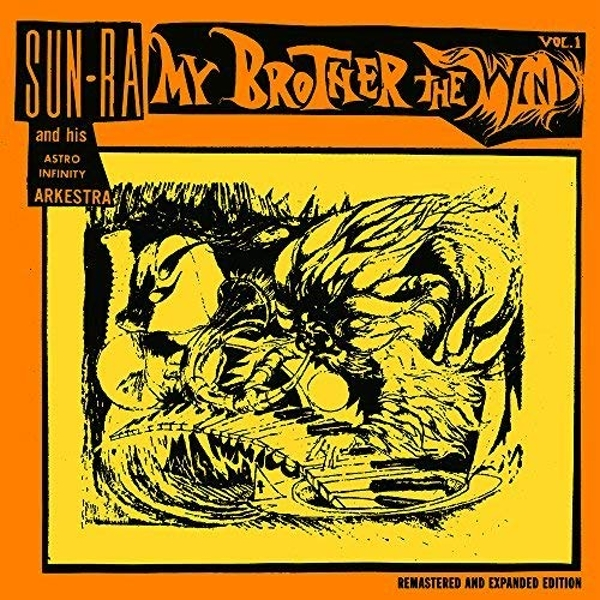Sun Ra & His Astro Infinity Arkestra - My Brother The Wind Vol. 1 Vinyl