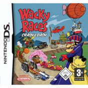 Wacky Races Crash & Dash Game DS