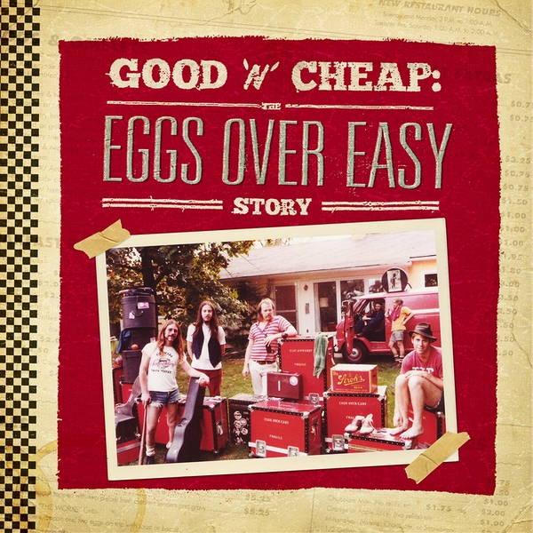 Eggs Over Easy - Good N Cheap: The Eggs Over Easy Story Vinyl