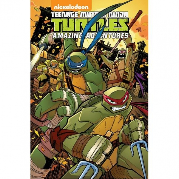 Teenage Mutant Ninja Turtles: Amazing Adventures: Volume 2