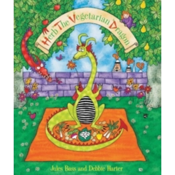 Herb, the Vegetarian Dragon by Jules Bass (Paperback, 2005)