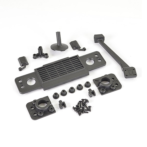 Ftx Outback Ranger Xc Moulded Body Accessories