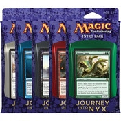 Magic The Gathering TCG Journey Into Nyx Intro Pack