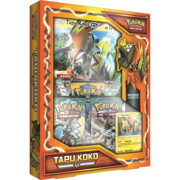 Pokemon TCG Tapu Koko Box - Image 1