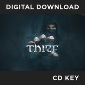 Thief Game with Bank Heist DLC PC CD Key Download for Steam