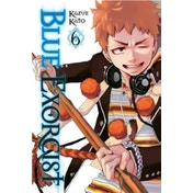 Blue Exorcist, Vol. 6 by Kazue Kato (Paperback, 2012)