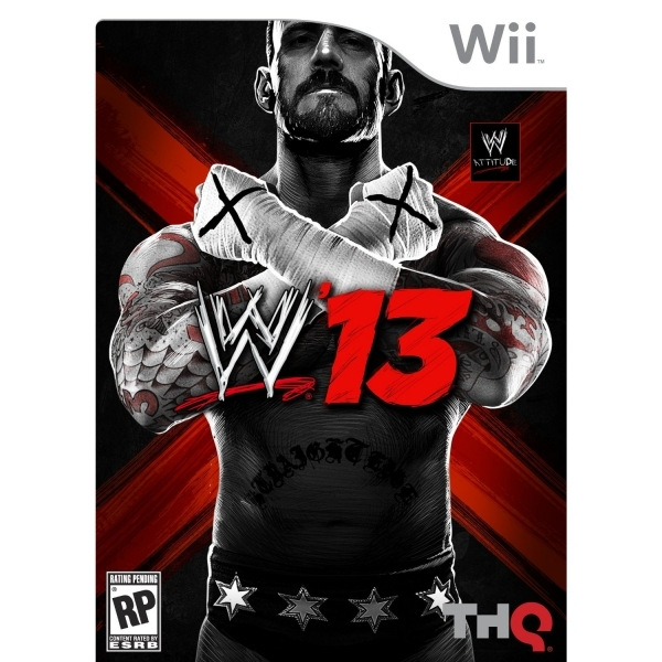 WWE 13 Game Wii