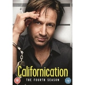 Californication Season 4 DVD