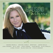 Barbara Streisand - Partners CD