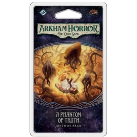 Arkham Horror LCG: A Phantom of Truth Mythos Expansion Pack
