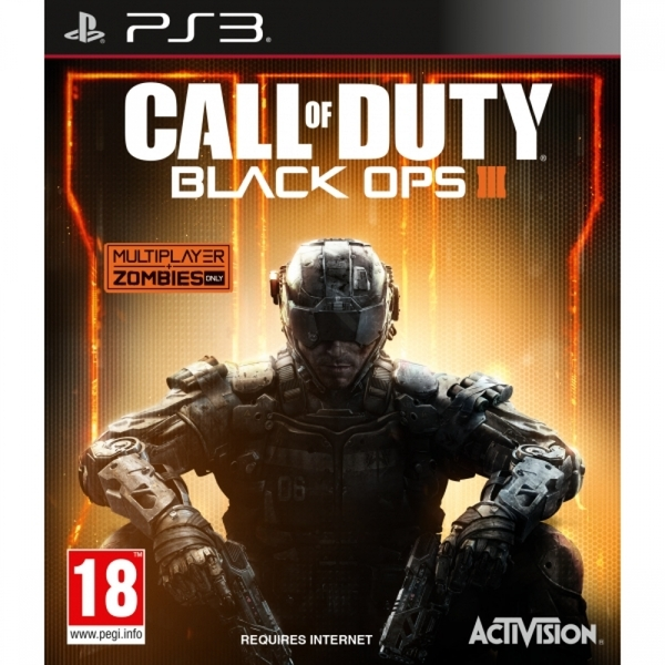 (Pre-Owned) Call Of Duty Black Ops 3 III PS3 Game