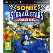 Sonic & Sega All Stars Racing Game PS3