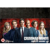Criminal Minds Complete Seasons 1 - 11 DVD Set