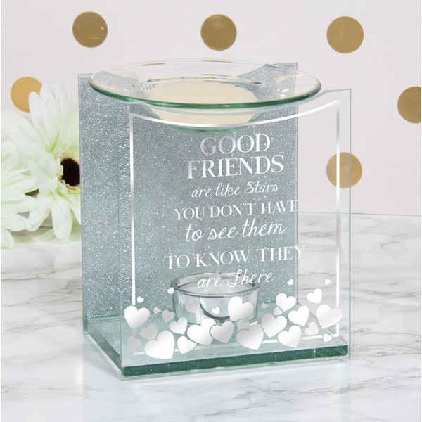 Friends are like Stars Wax Warmer by Lesser & Pavey