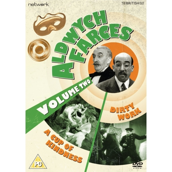 Aldwych Farces Vol. 2 DVD