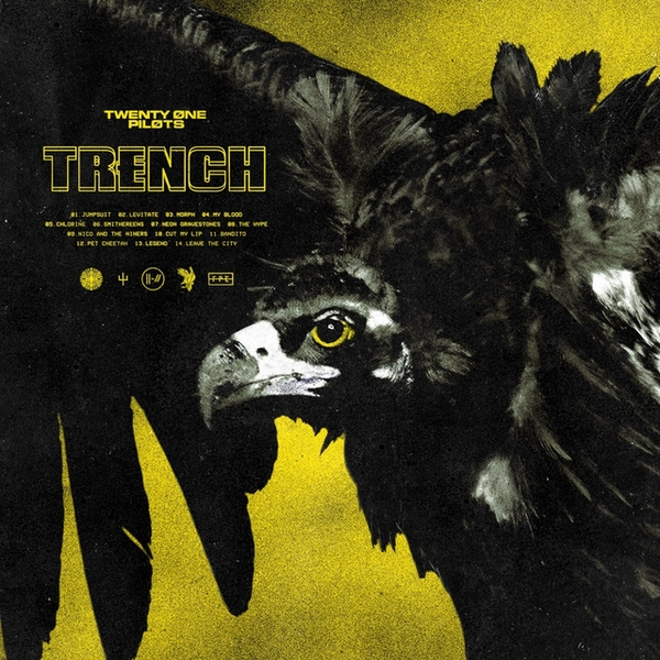 Twenty One Pilots - Trench Vinyl