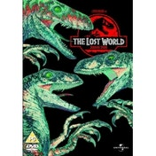 Jurassic Park 2 The Lost World DVD