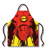 Marvel Iron Man Torso Apron