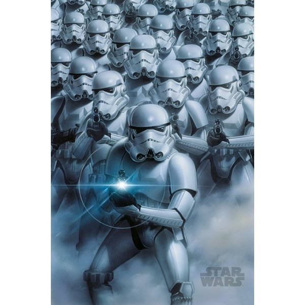 Star Wars (stormtroopers) Maxi Poster