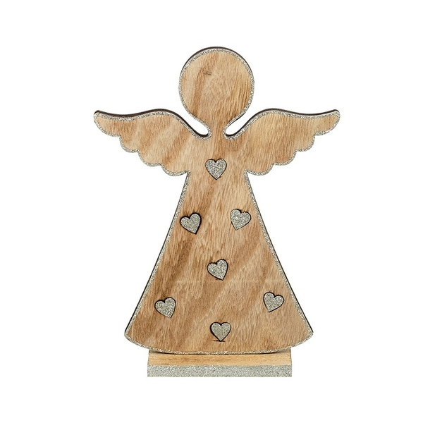 Wooden Angel By Heaven Sends