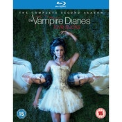 The Vampire Diaries Season 2 Blu-Ray